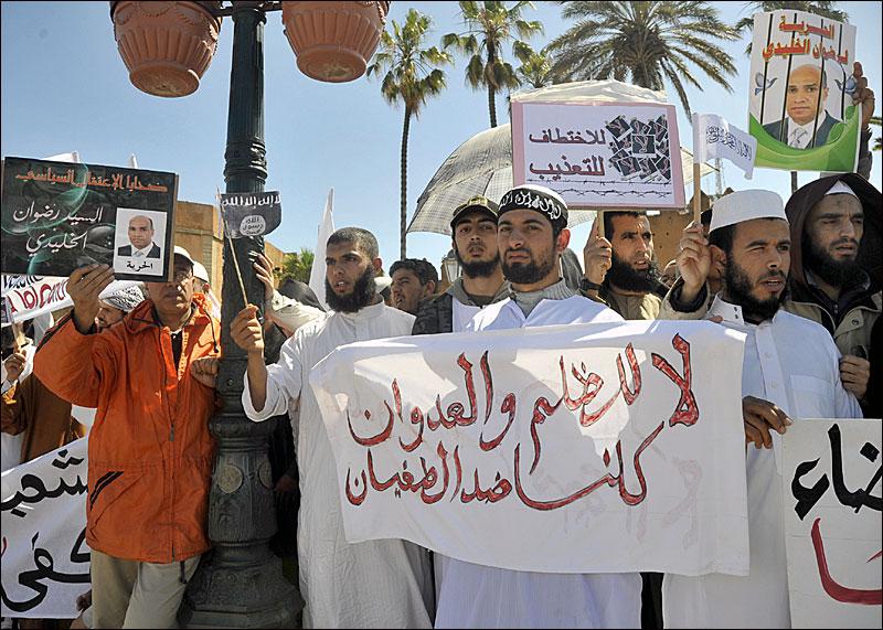 Les salafistes djihadistes lancent une campagne de révision au Maroc (6162420153)