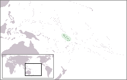 LocationTuvalu
