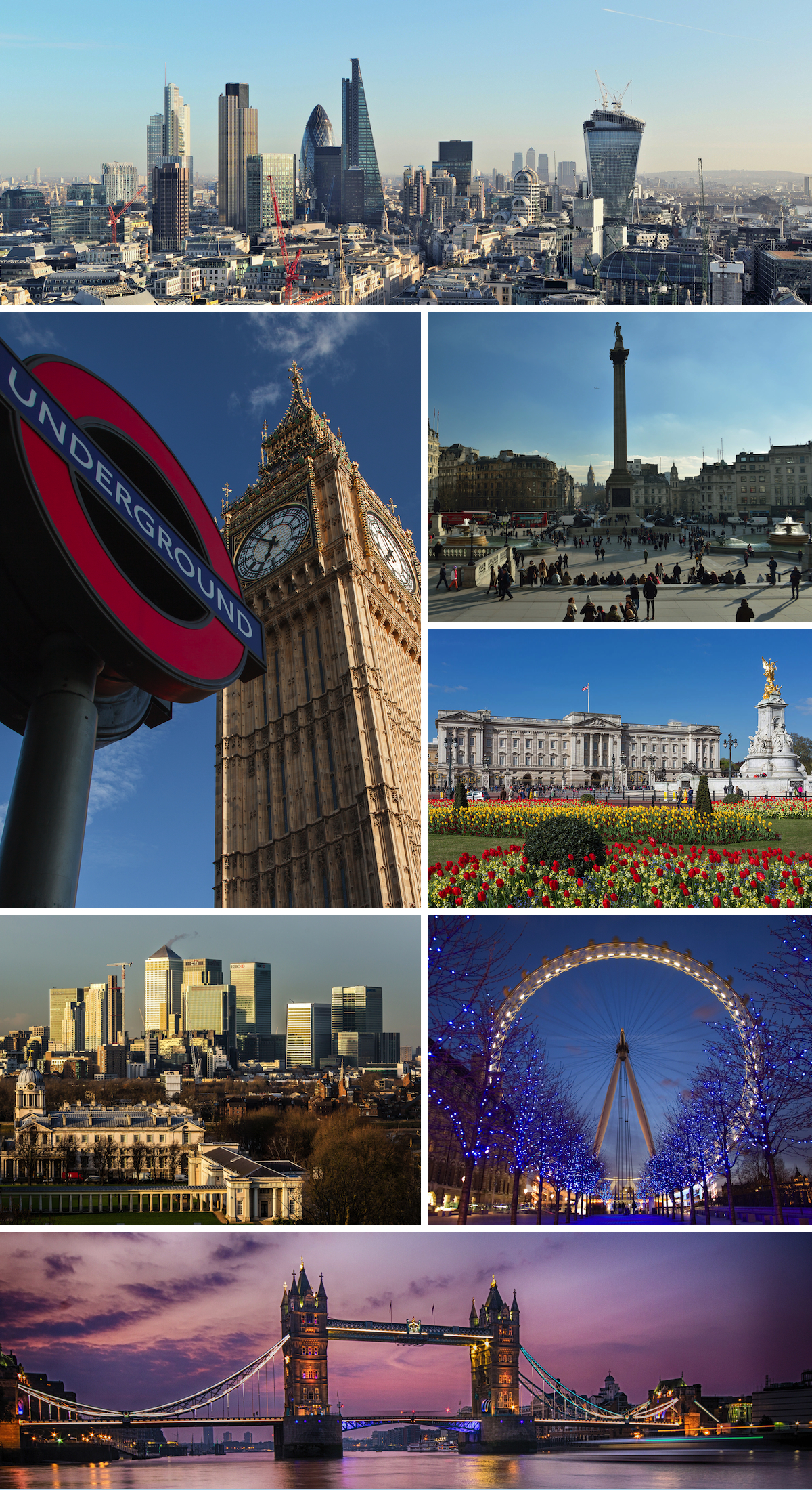 Londen - Wikiwoordeboek