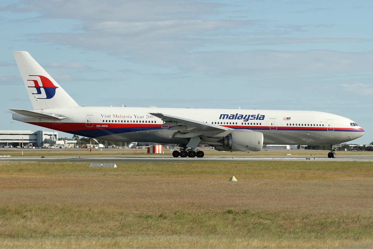 Download this Description Malaysia Airlines Boeing Per Monty picture