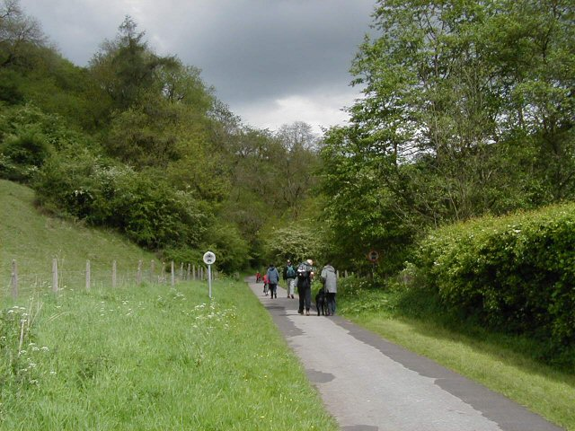 Manifold Trail - geograph.org.uk - 178985