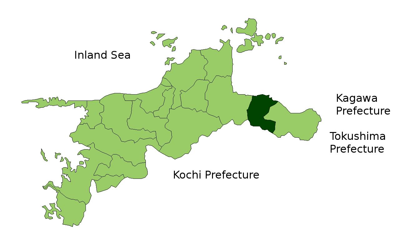 FileMap Niihama Enpng Wikimedia Commons - Niihama map