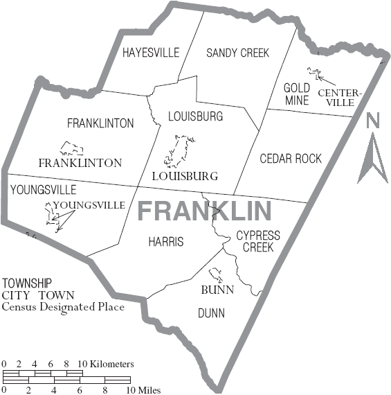 Franklin County North Carolina Wikiwand