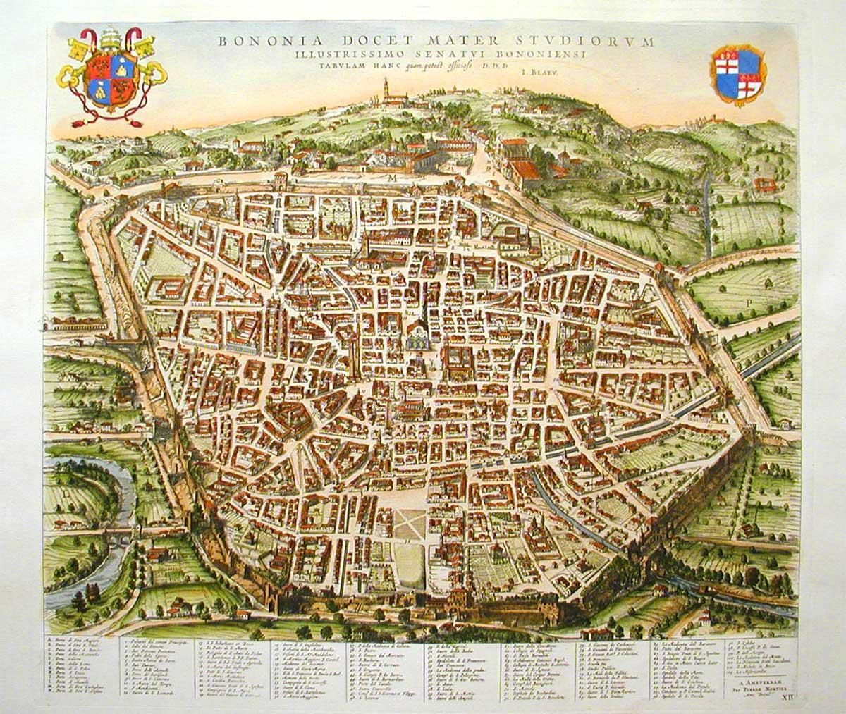 fiera di modellismo bologna italy map - photo#32
