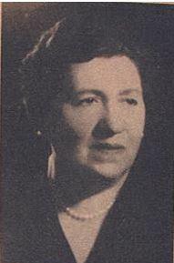 María Teresa Ferrari Argentinian physician and university professor