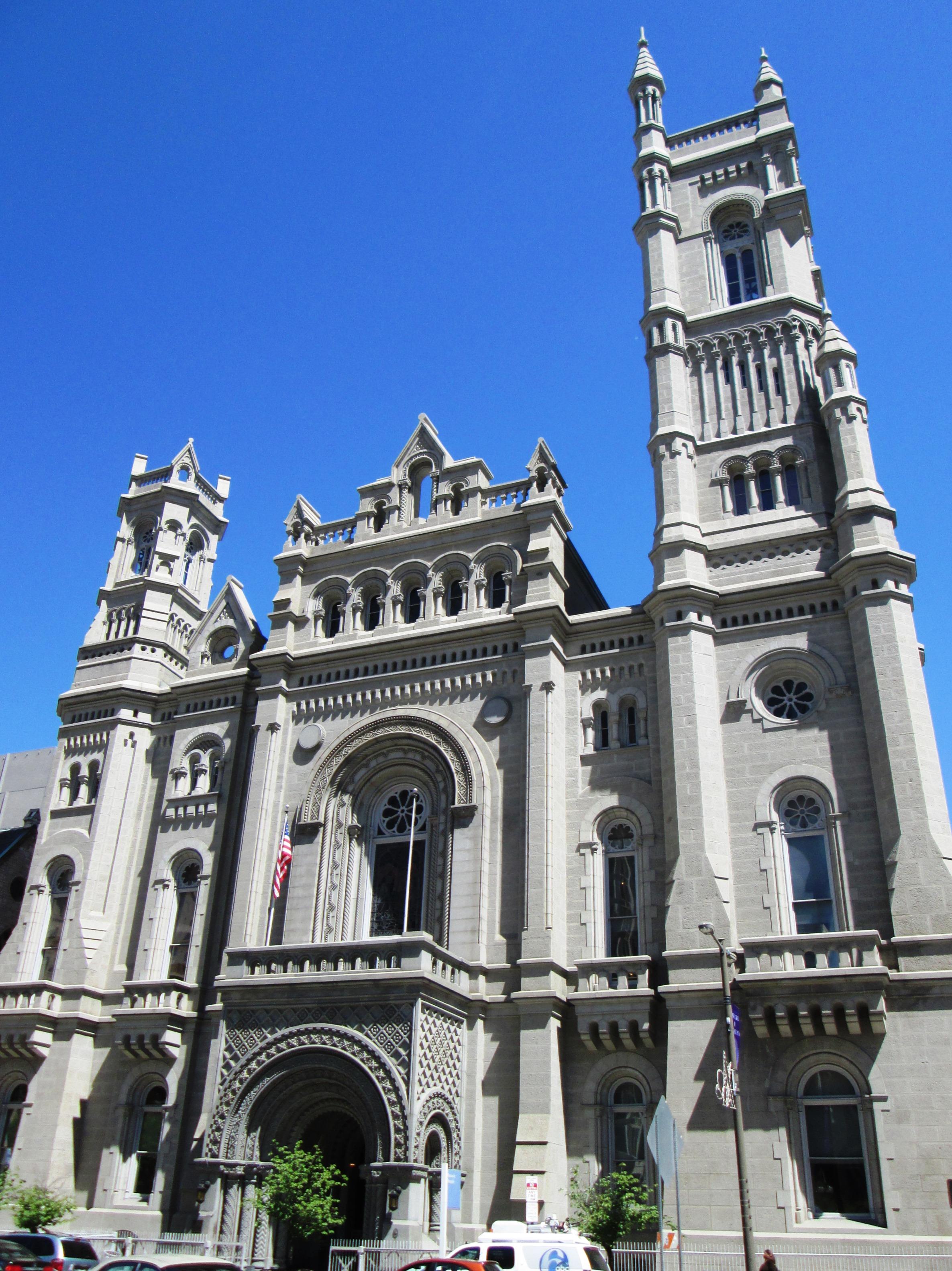 History of the Philadelphia Masonic Temple Masonic_Temple_Philadelphia_front_facade