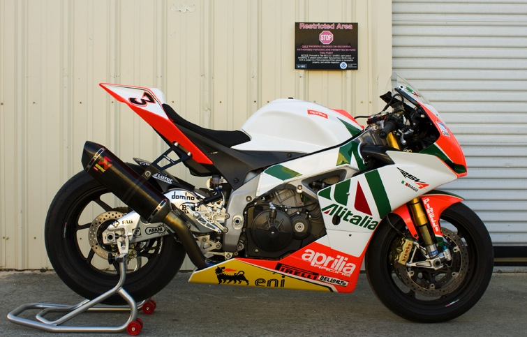 Aprilia Factory Works Kit