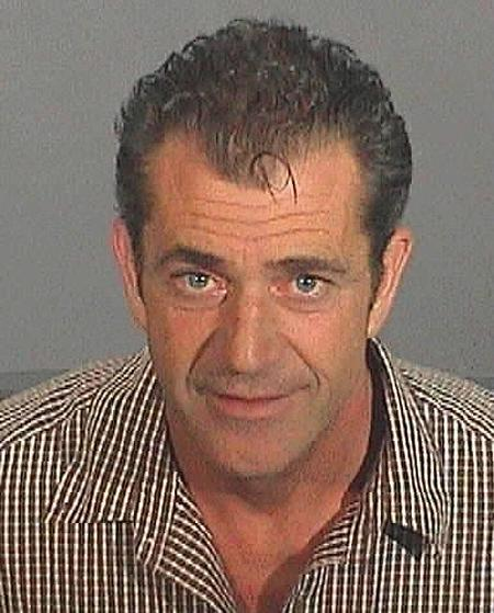 TMZ was the first to break the story that actor Mel Gibson had been arrested for driving under the influence; he was later confirmed to have been driving with an illegal blood alcohol level. Along with posting the story about his arrest, TMZ posted Gibson's mugshot (pictured above) and a handwritten four-out-of-eight page police report from the arresting police officer pertaining to Gibson's arrest.