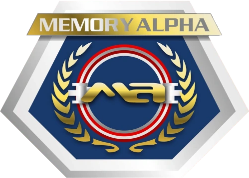 Logo of Memory Alpha