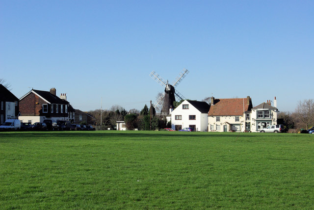 Meopham Green - geograph.org.uk - 327718