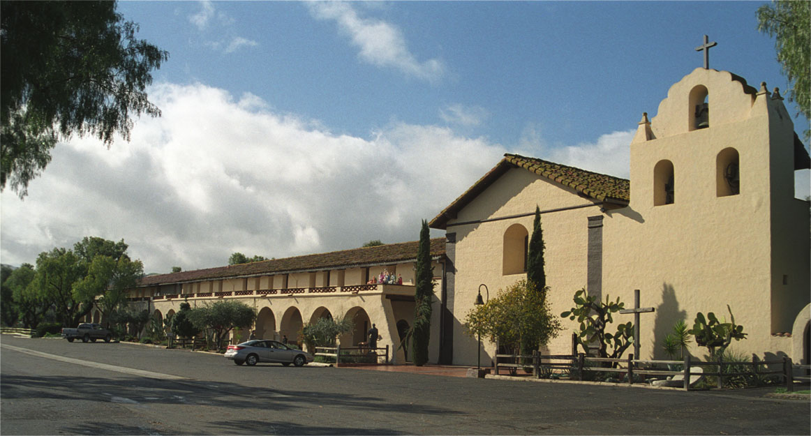 Mission Santa Inés - Wikipedia