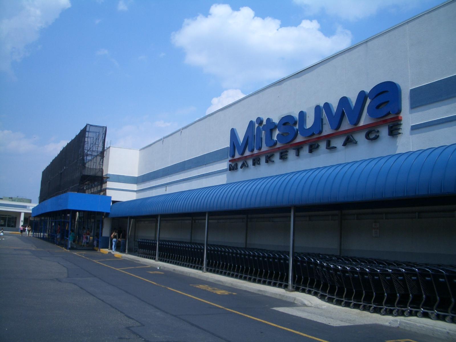 Mitsuwa New Jersey Bizarre Foods