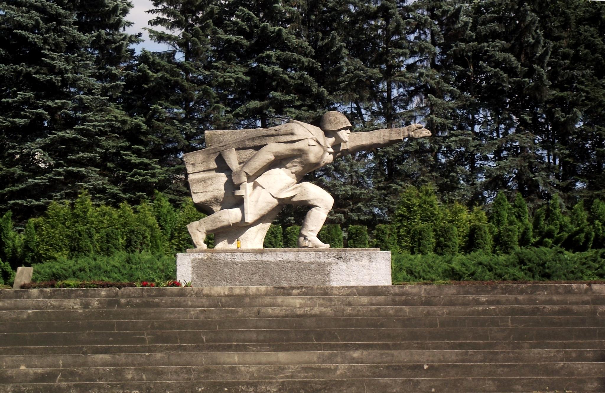 Pomnik Armii Czerwonej w Bielsku-Białej