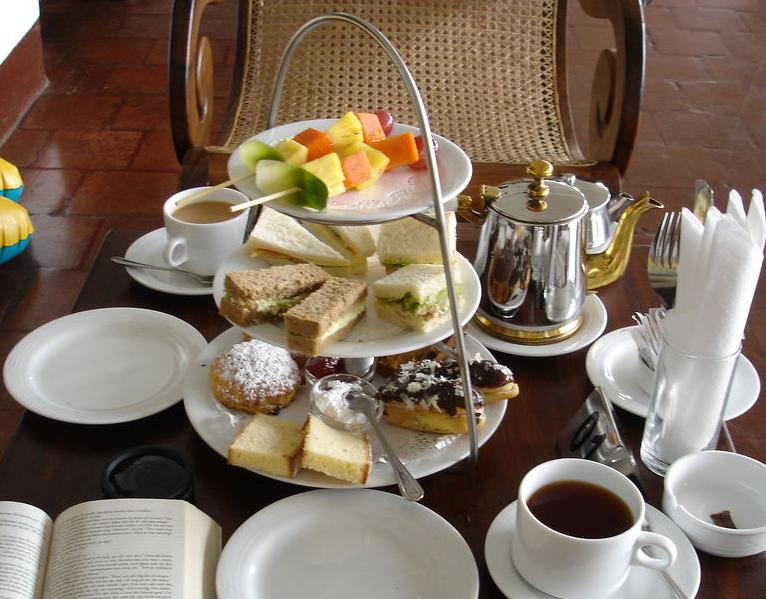 Mt. Lavinia- Governor's High Tea