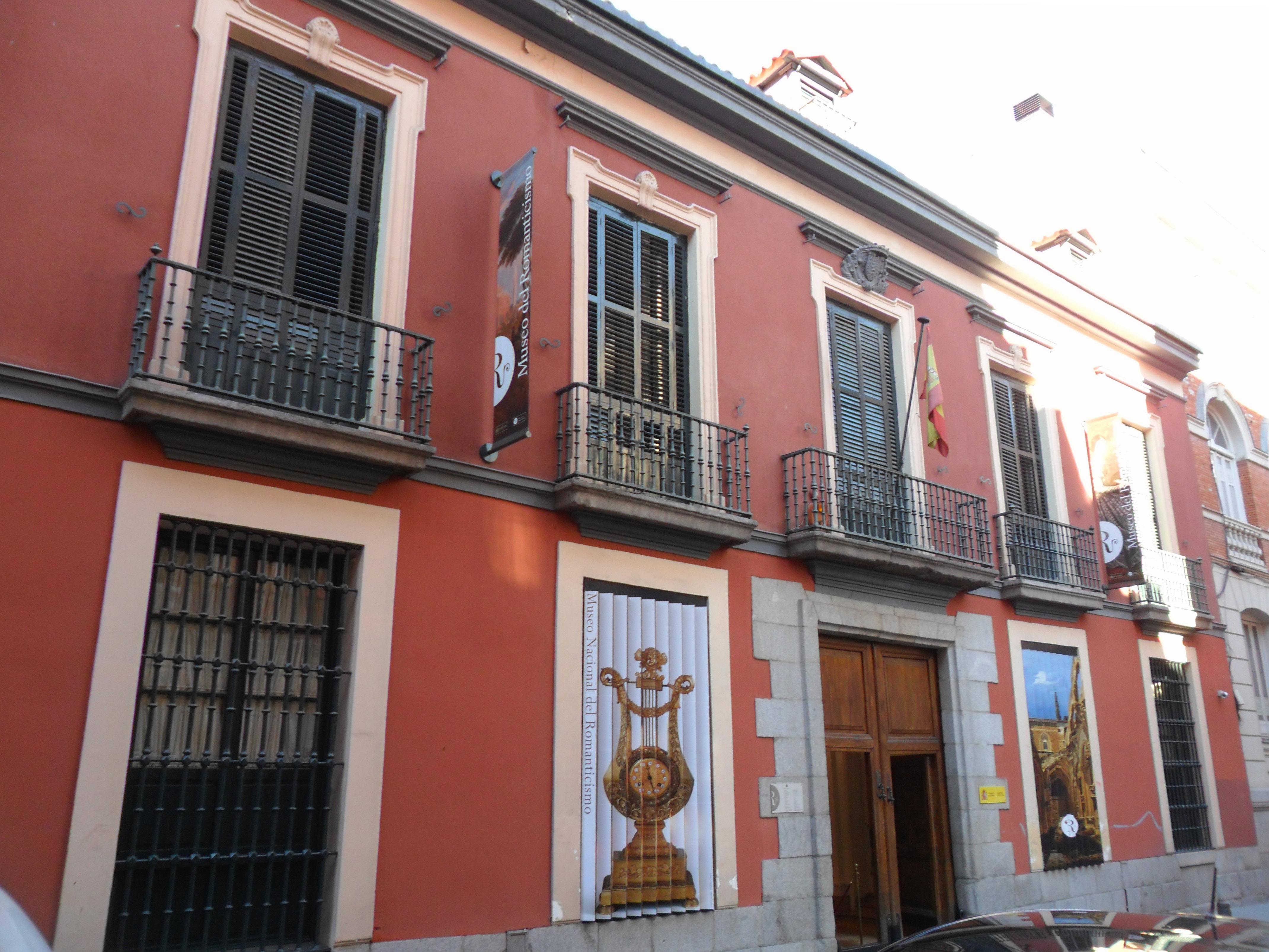 Museo Romantico.File Museo Romantico Madrid 03 Jpg Wikimedia Commons