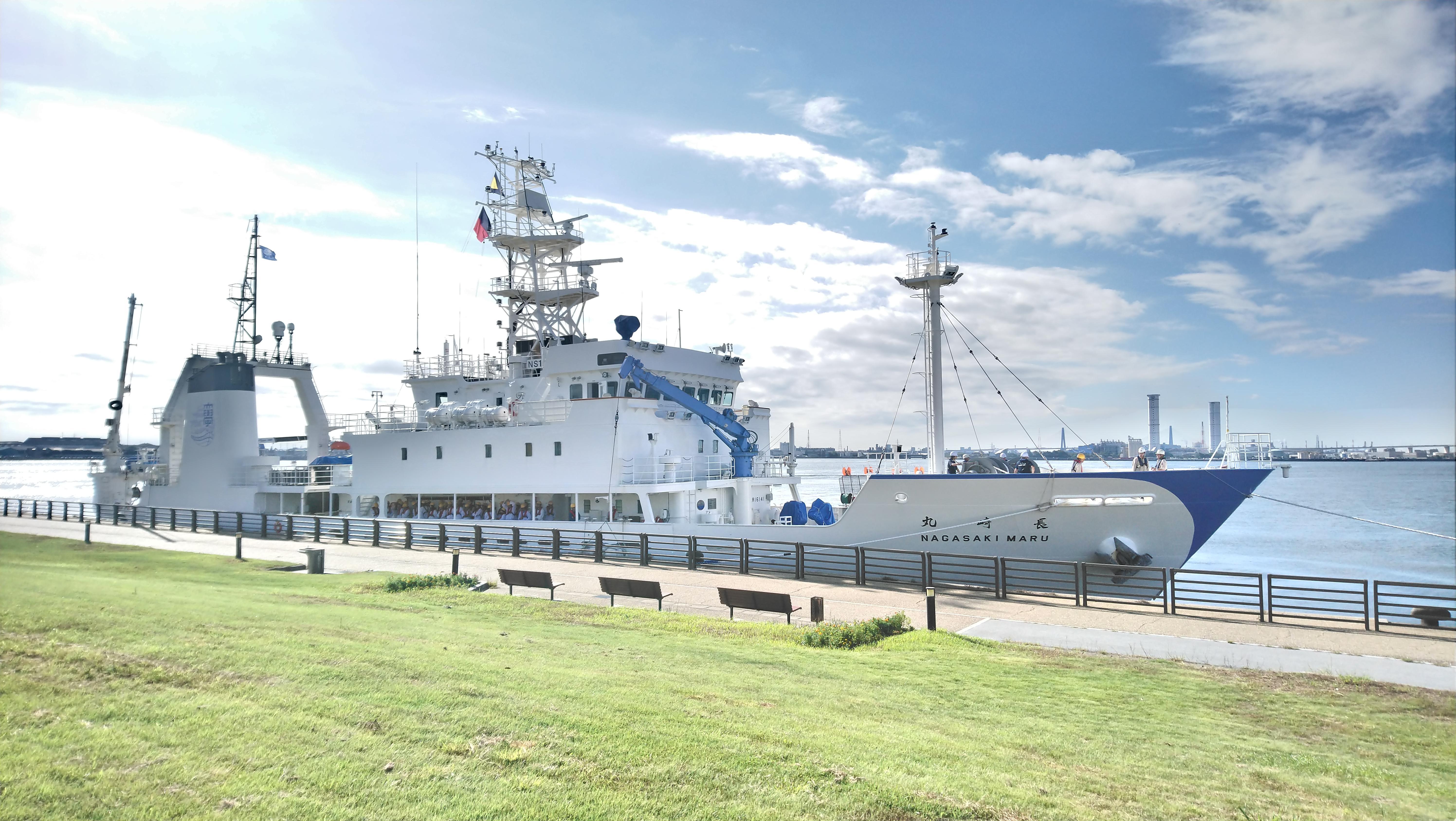 船舶 装備 長崎