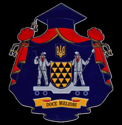 Logo of National Metallurgical Academy of Ukraine