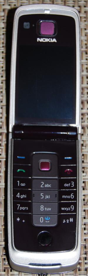 Nokia 6600 fold - Wikiwand