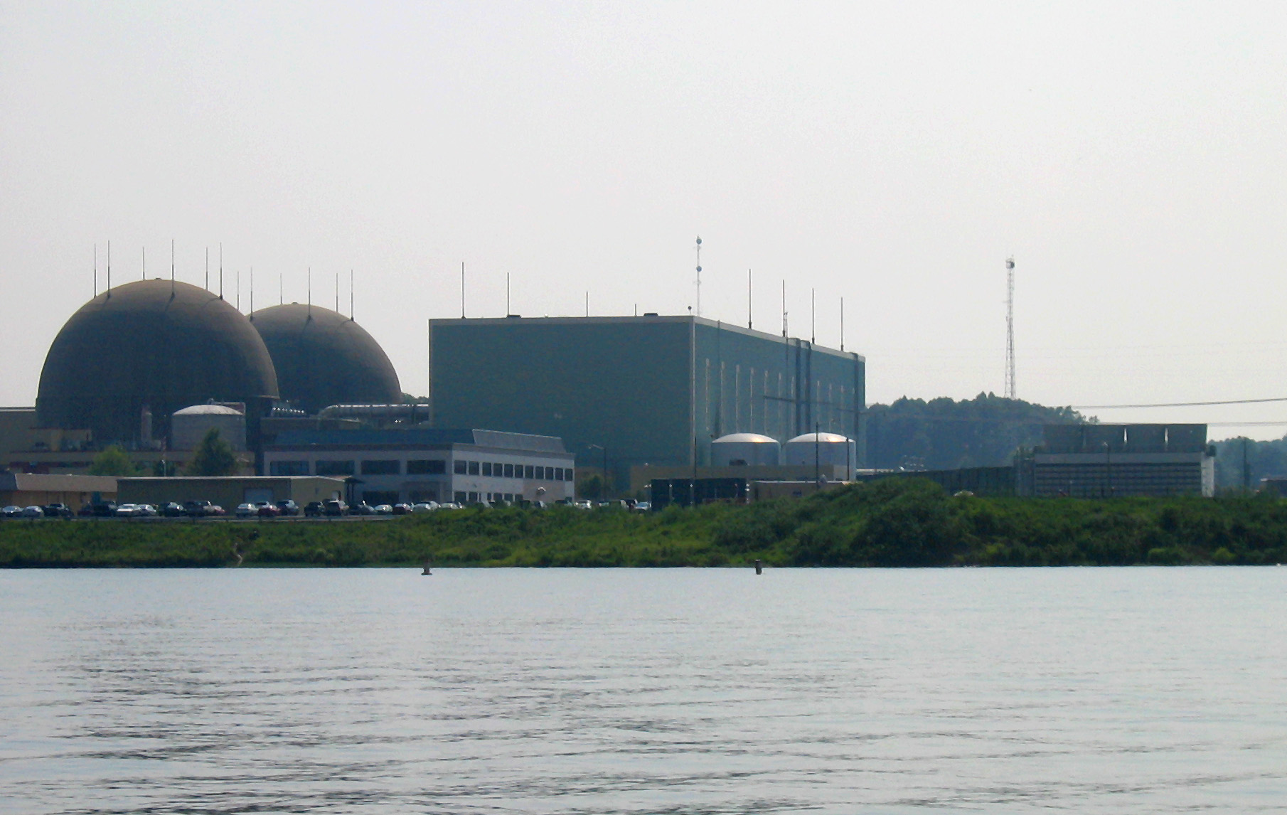 North Anna Nuclear Generating Station - Wikipedia