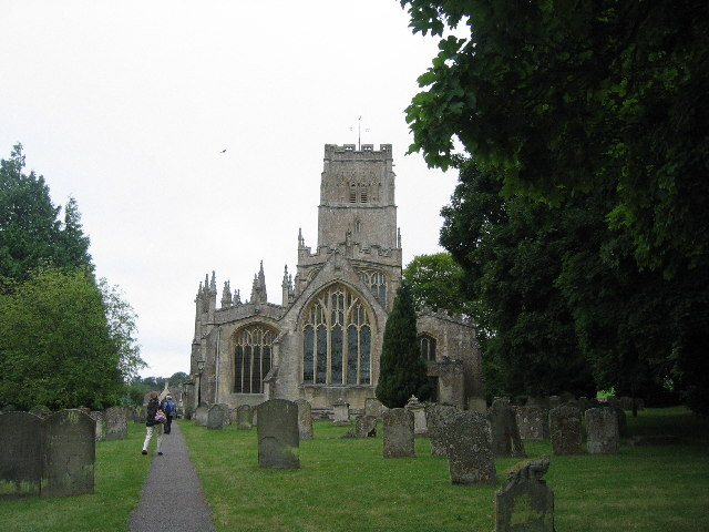 Northleach, Parish Church of St Peter and St Paul - geograph.org.uk - 33960