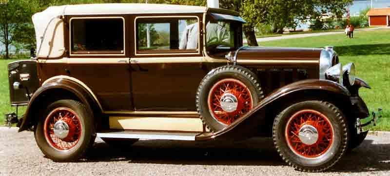 1929 Oakland Model 212