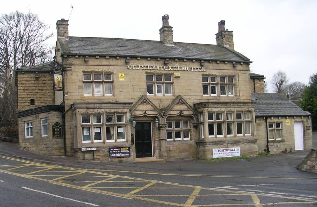 File Old Shoulder Of Mutton Halifax Road Geograph Org