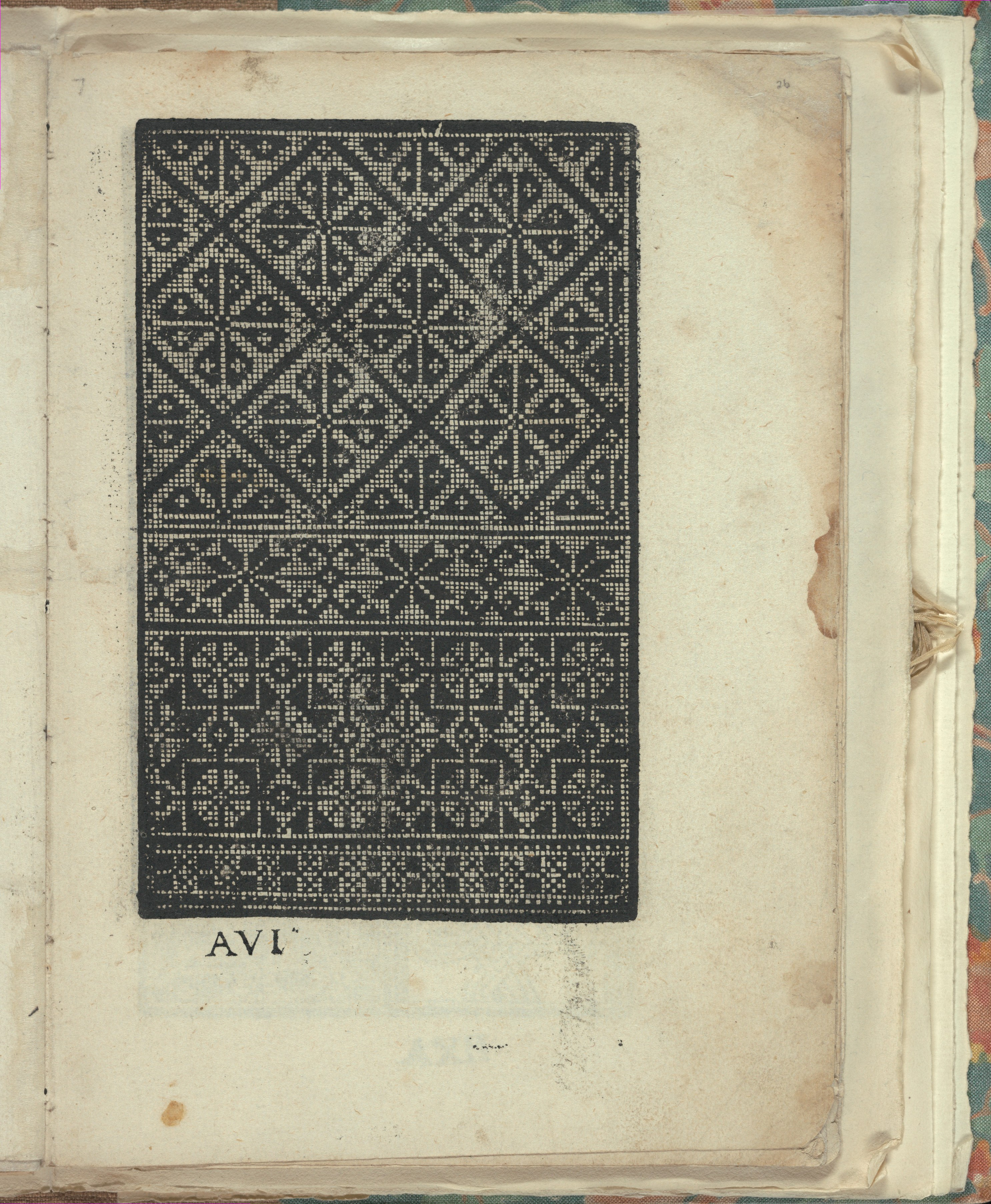 File:Opera Nova Universali inulata Corona di racammi, page 26 ... on