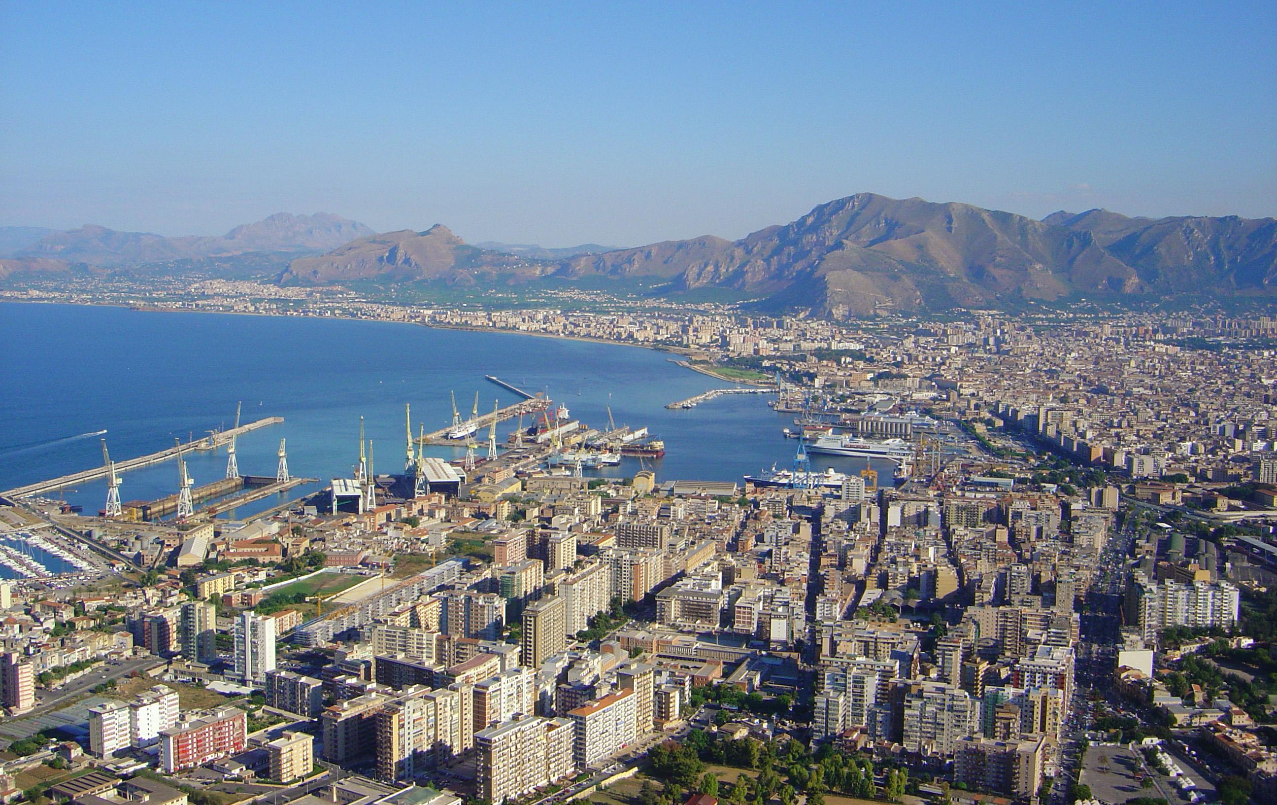The city of Palermo; photo: Wikipedia