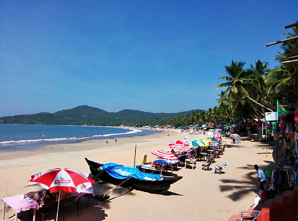 Image result for Palolem Beach: