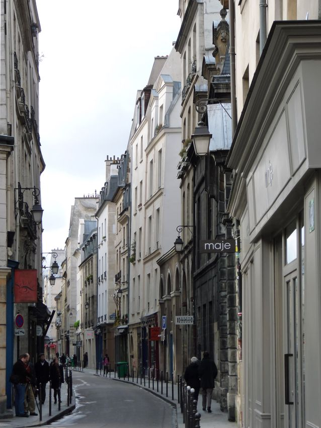 Hotel Rue Du Maine Paris Montparnabe