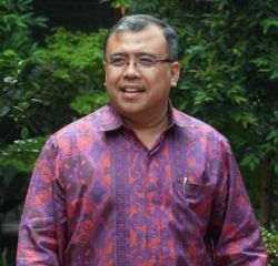 Patrialis Akbar Indonesian lawyer and politician