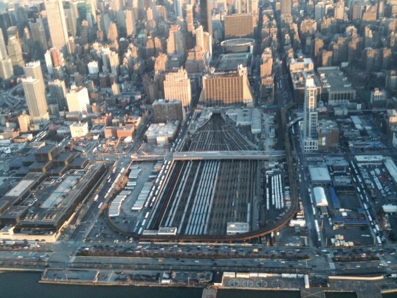 Long Island Railroad West Side Yard, New York, New York