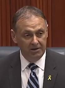 Peter Katsambanis Australian politician