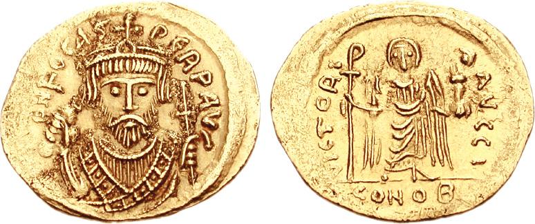 Resultado de imagen para Fotos de emperador romano Focas