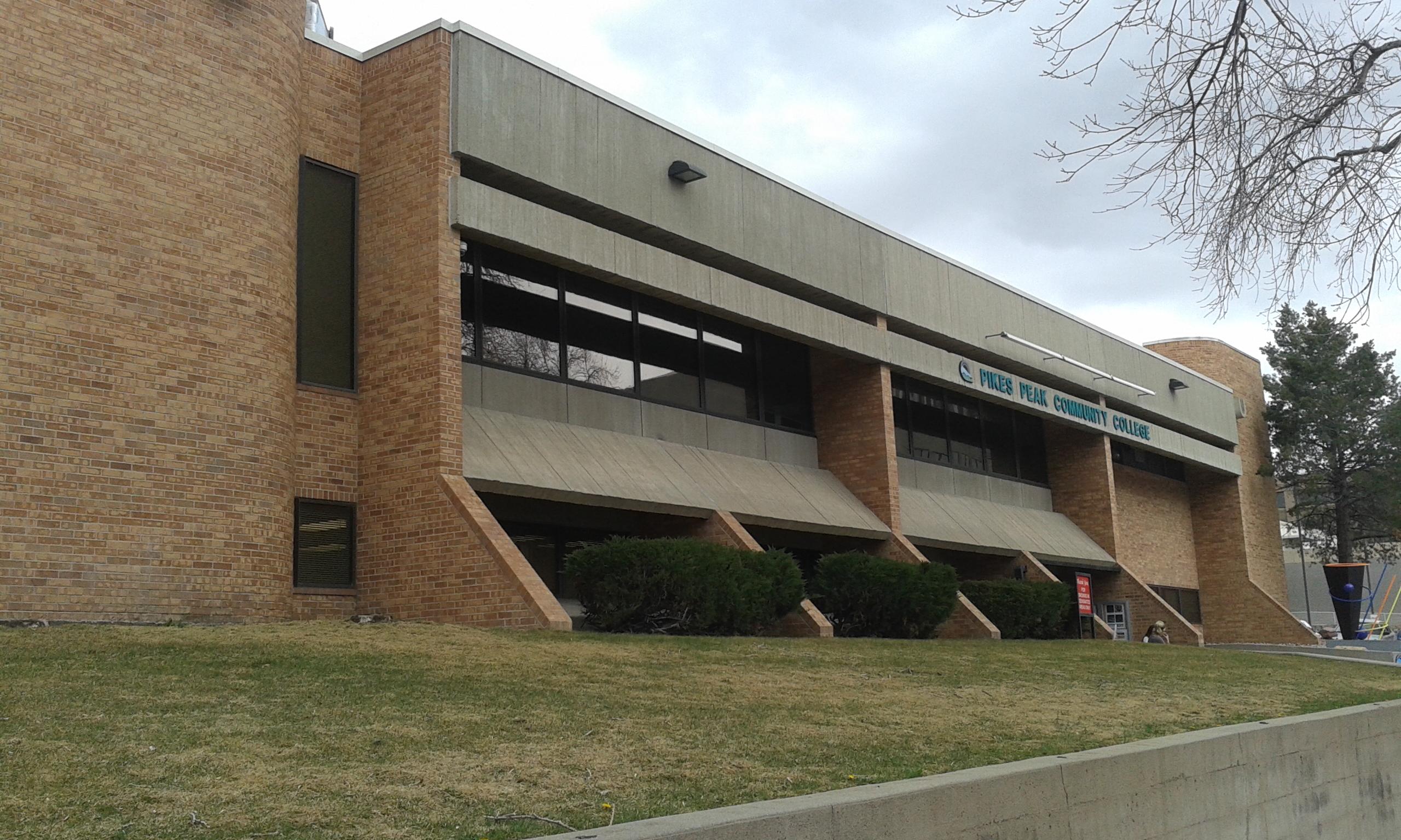 Pikes Peak Community College Campuses