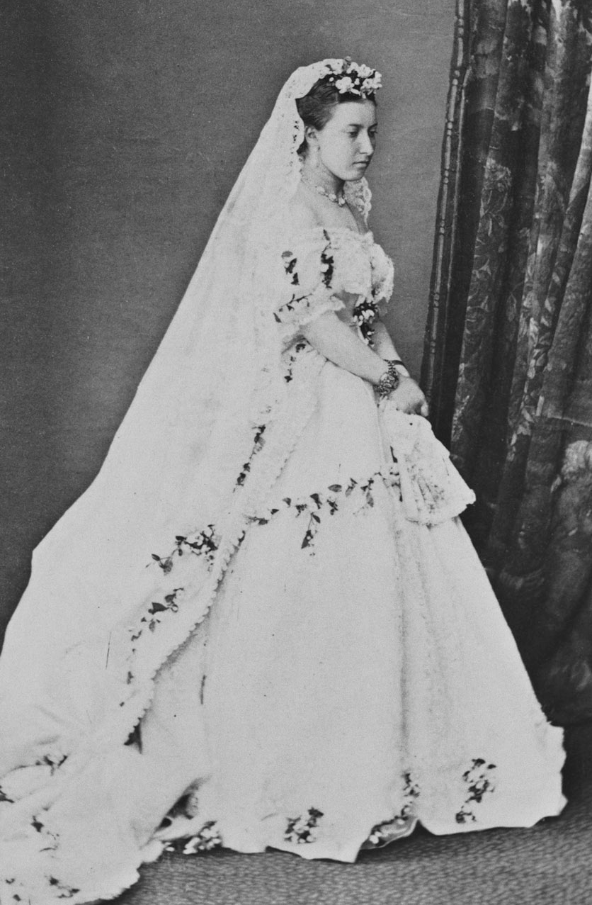 Fileprincess Helena In Her Wedding Dresspng Wikimedia Commons