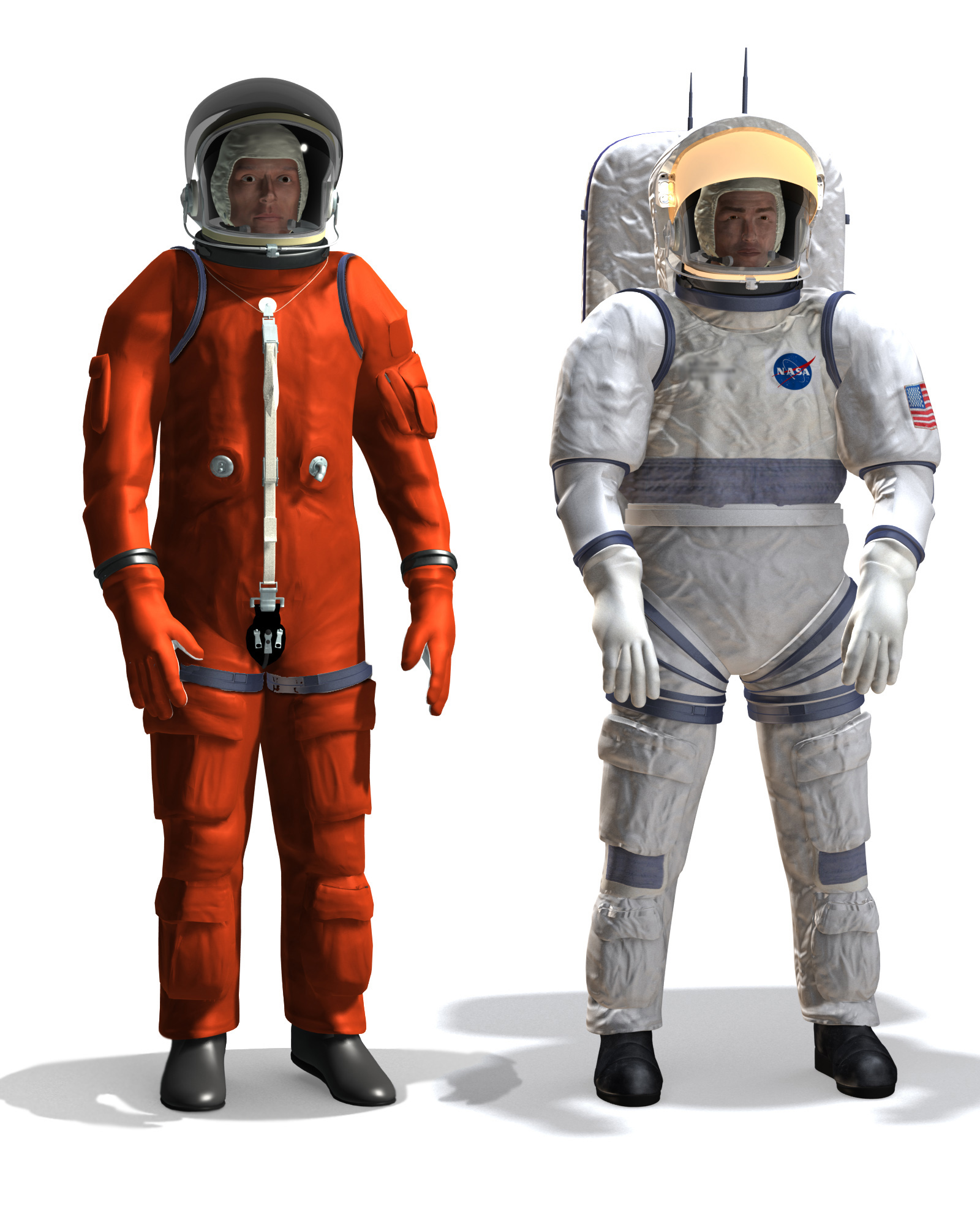 endver of space suits - photo #15