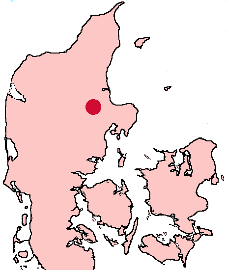 File:Randers Denmark location map.png