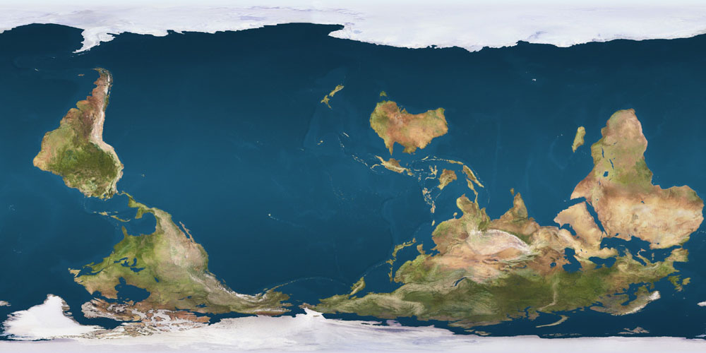 File:Reversed Earth map 1000x500.jpg - Wikimedia Commons