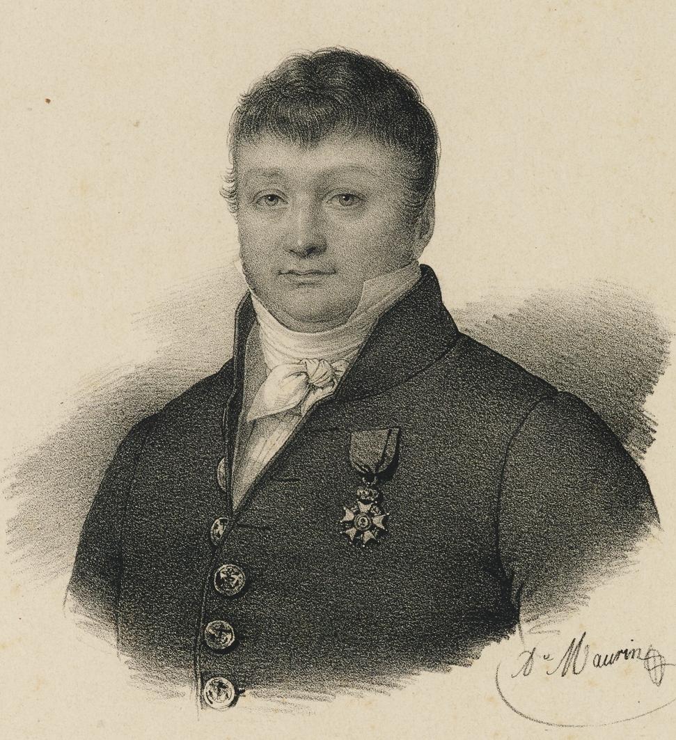 Robert Surcouf, corsair.