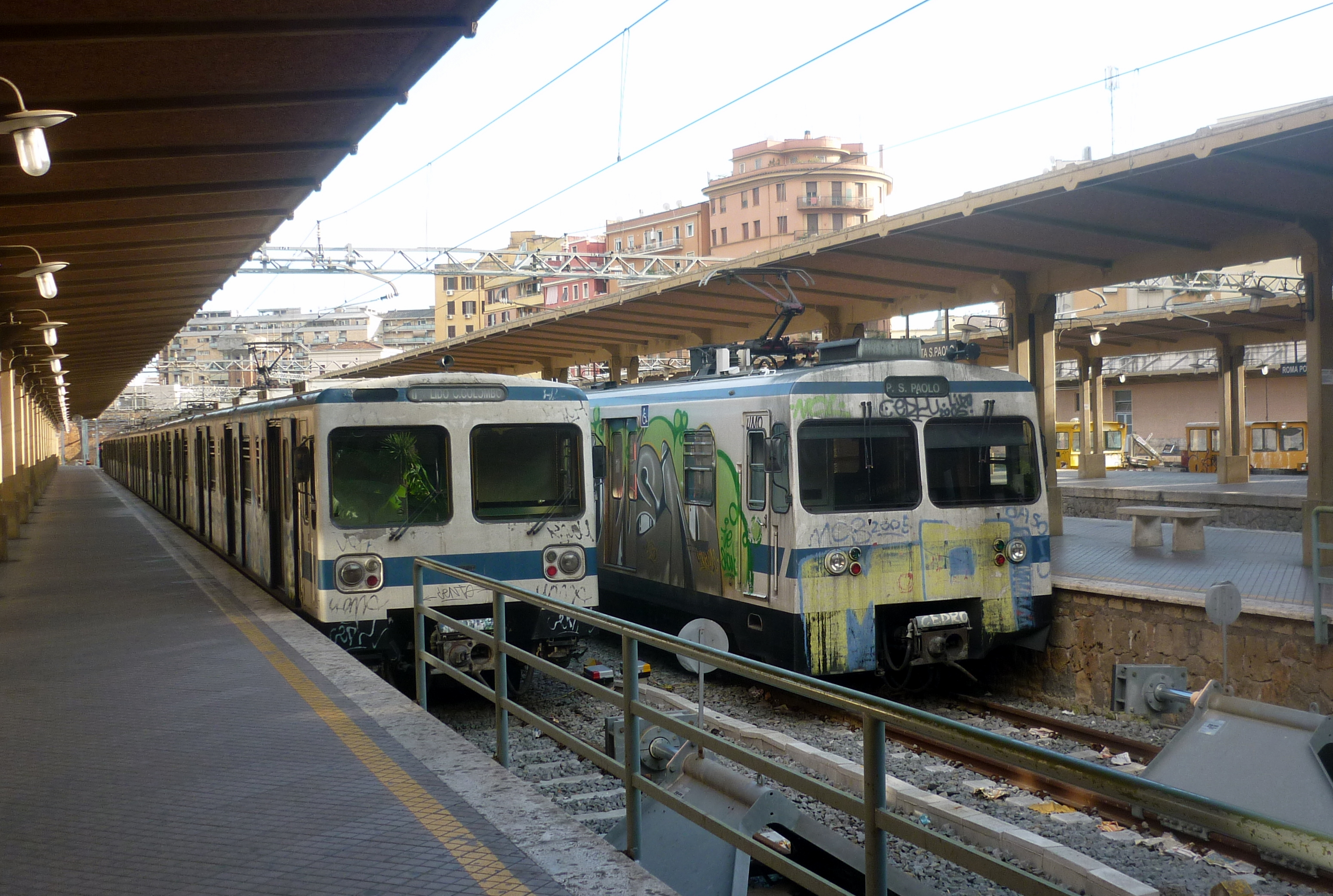 how to use roma pass on metro