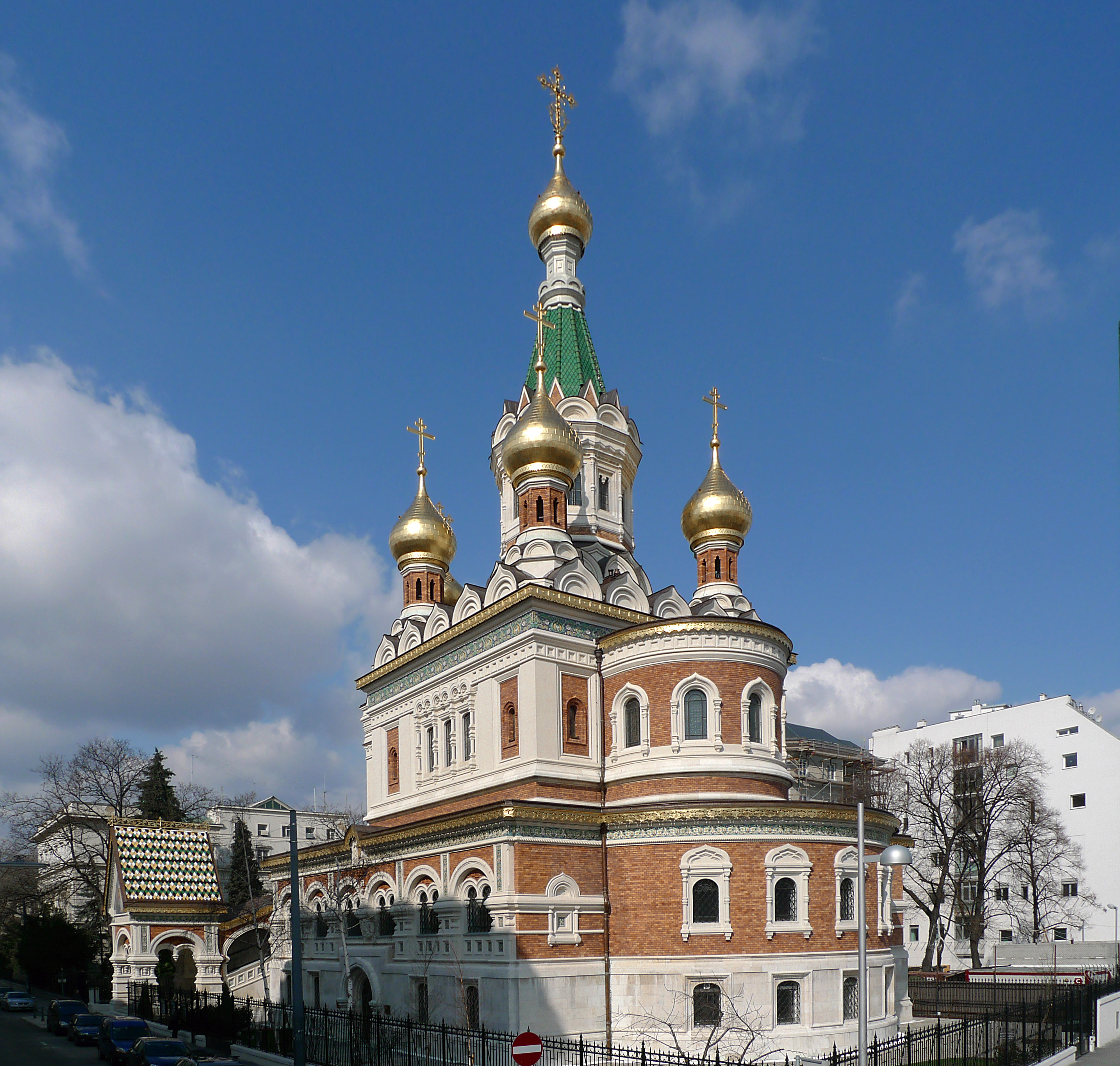 russisch orthodoxe kathedrale wien wikiwand. Black Bedroom Furniture Sets. Home Design Ideas