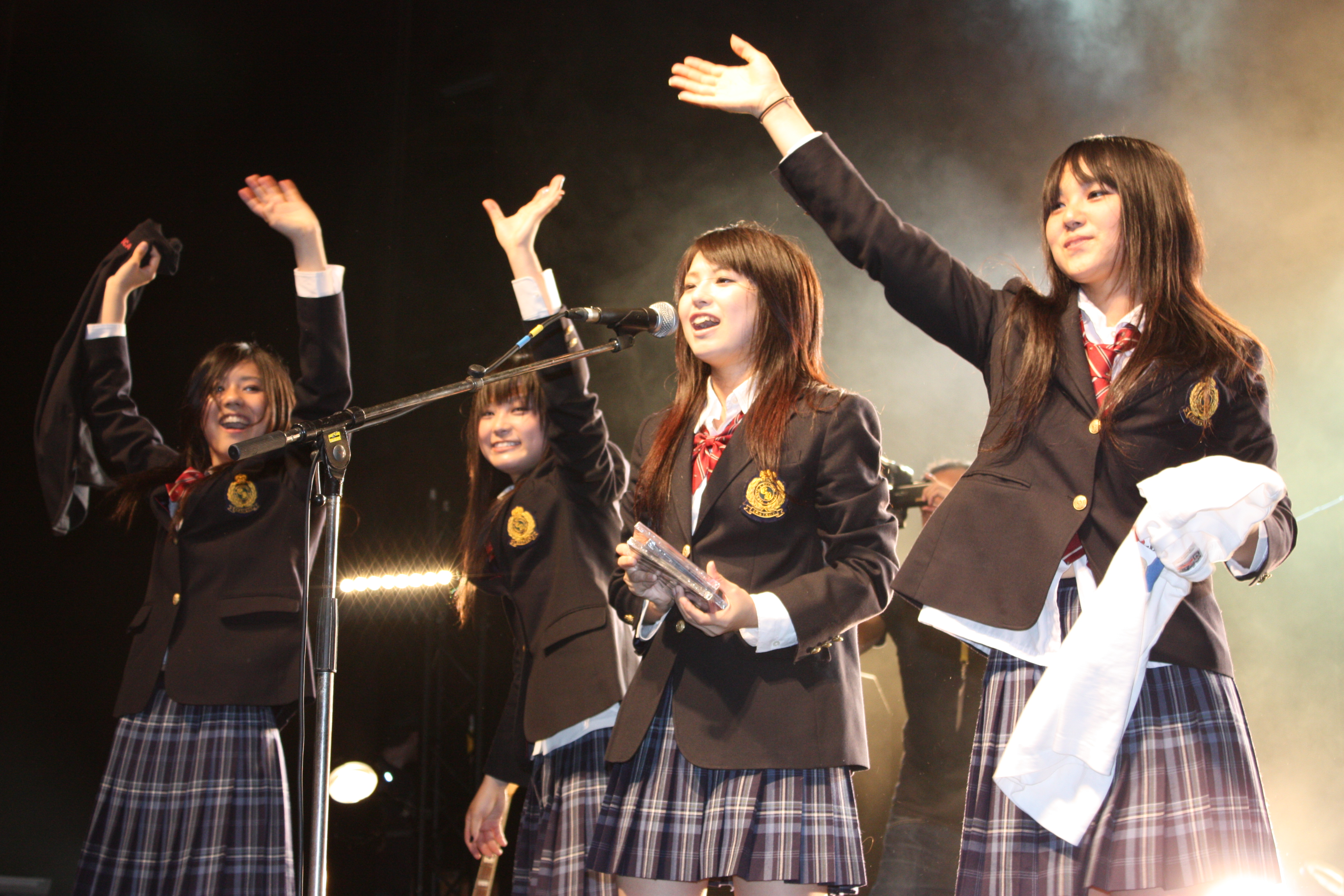 Scandal Japanese Band
