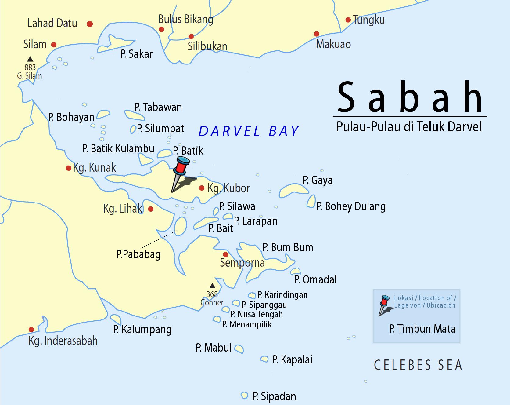 Pulau Timbun Mata