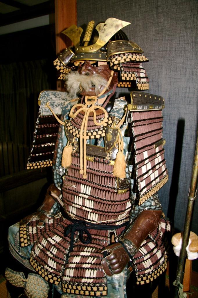 Samurai+armor+pattern