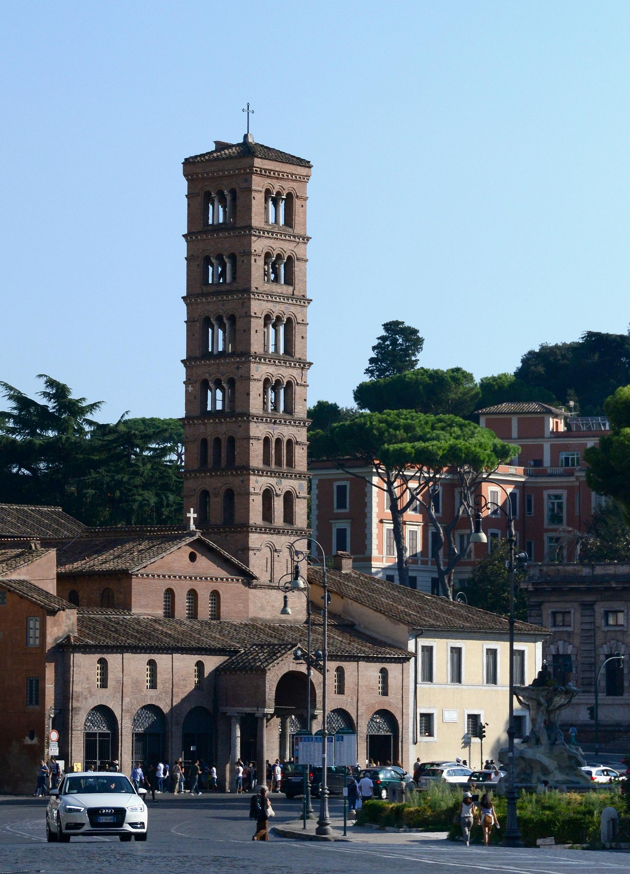Santa Maria in Cosmedin in Rome off-the-beaten path
