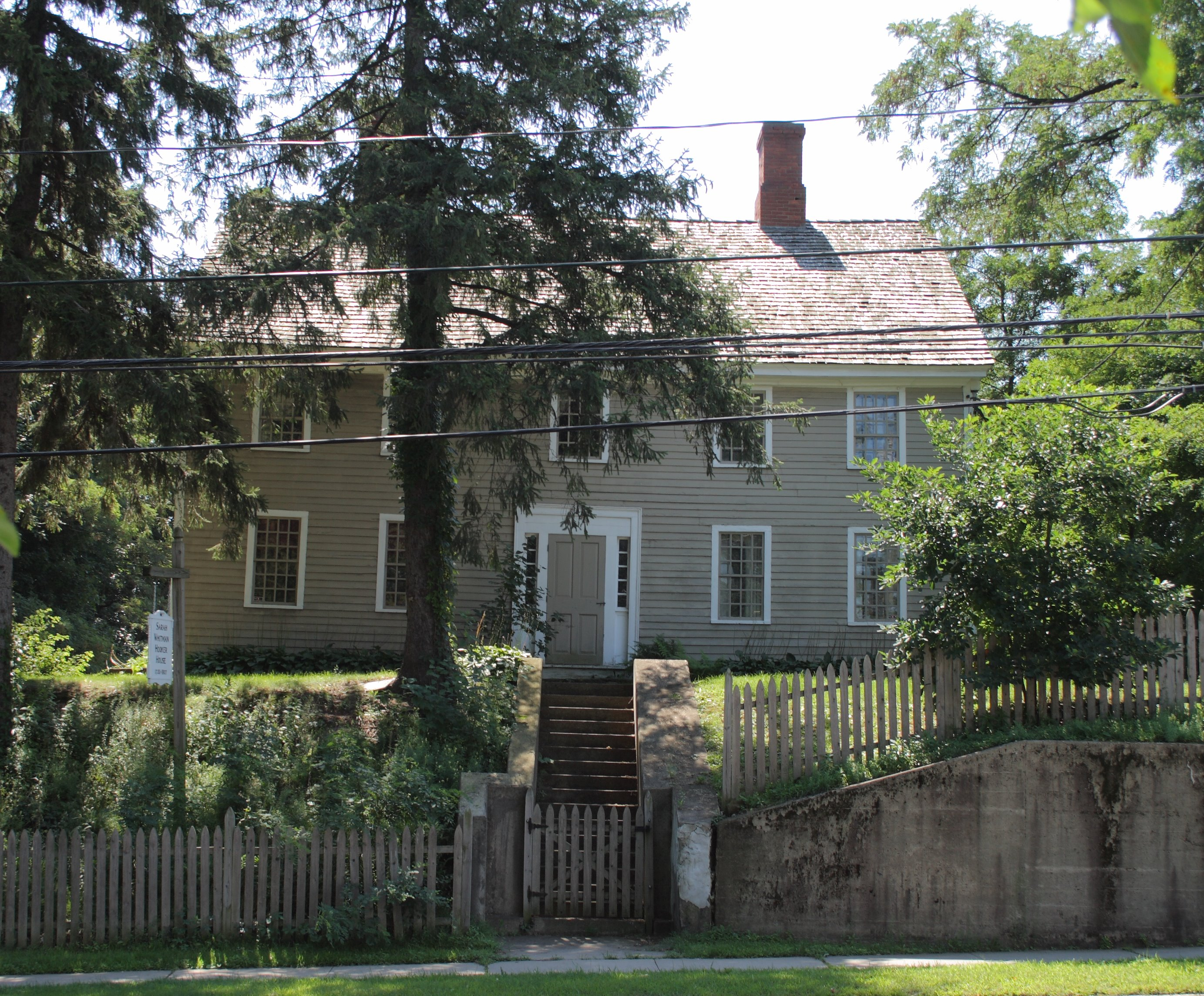 File sarah whitman hooker house in west hartford august for The hartford house
