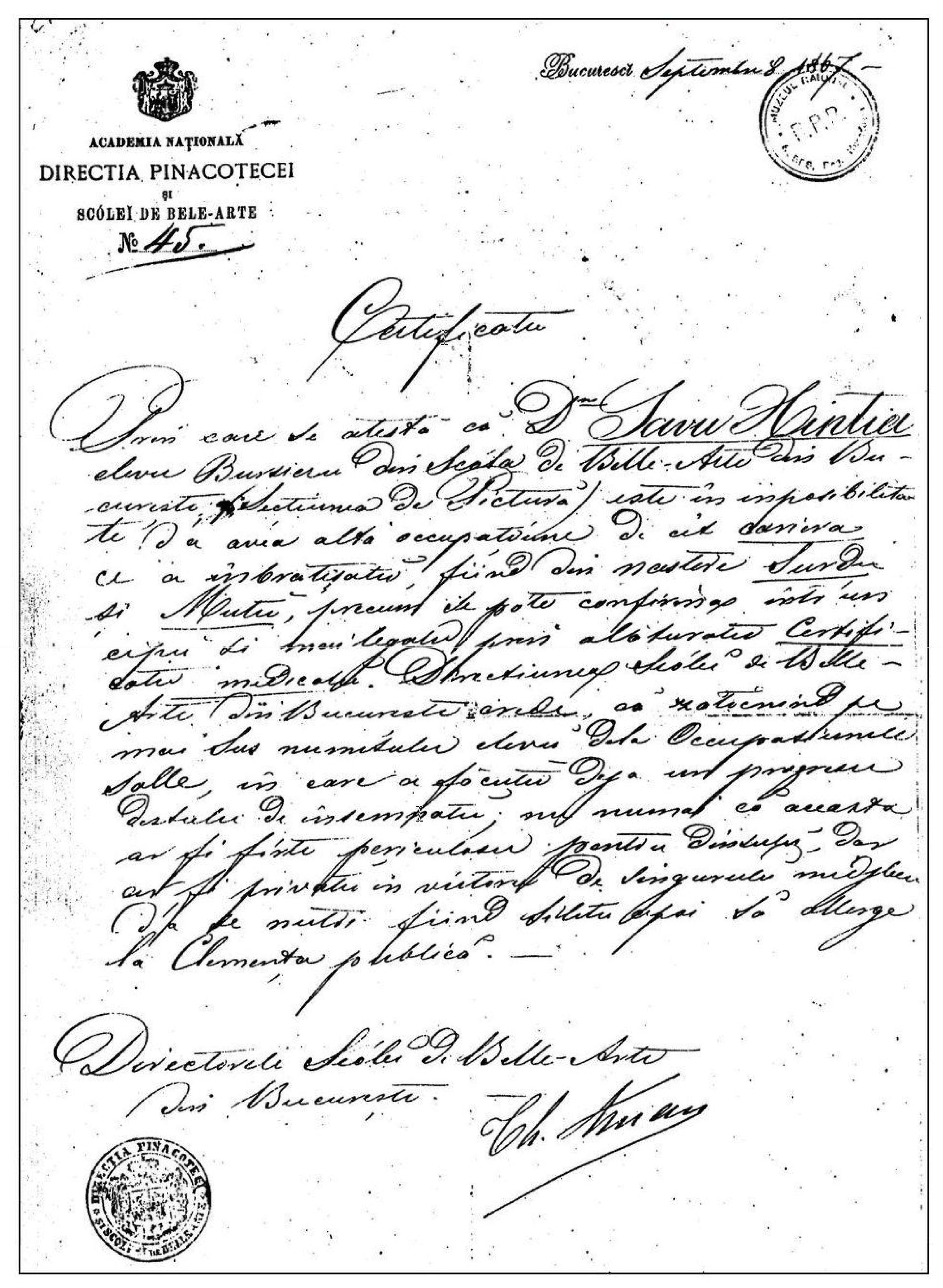 Hentia Pics in file:sava hentia - certificat medical - wikimedia commons