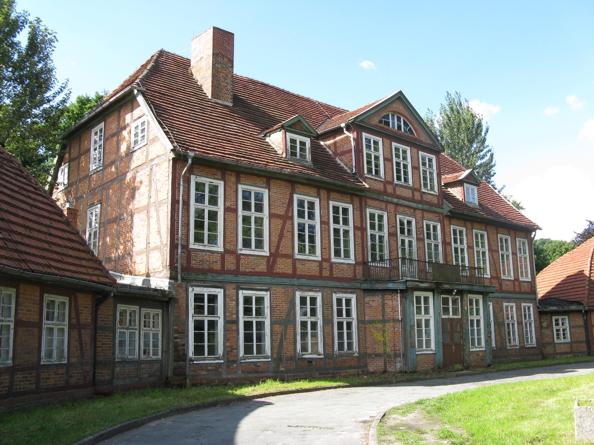 Jagdschloss Friedrichsthal