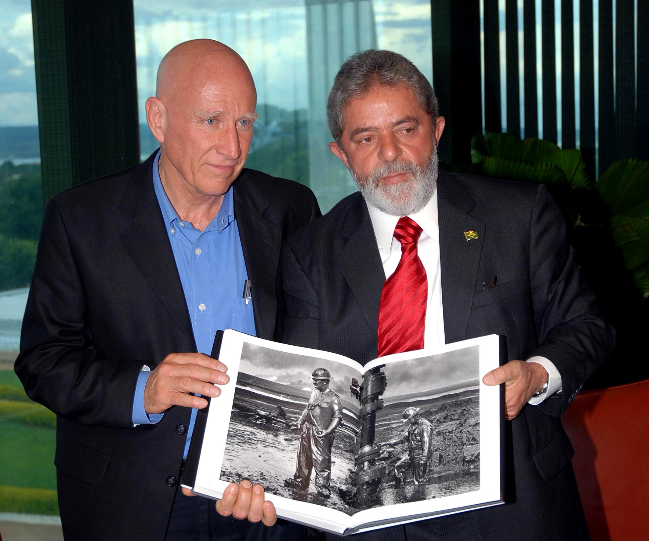 Image of Sebastião Salgado from Wikidata